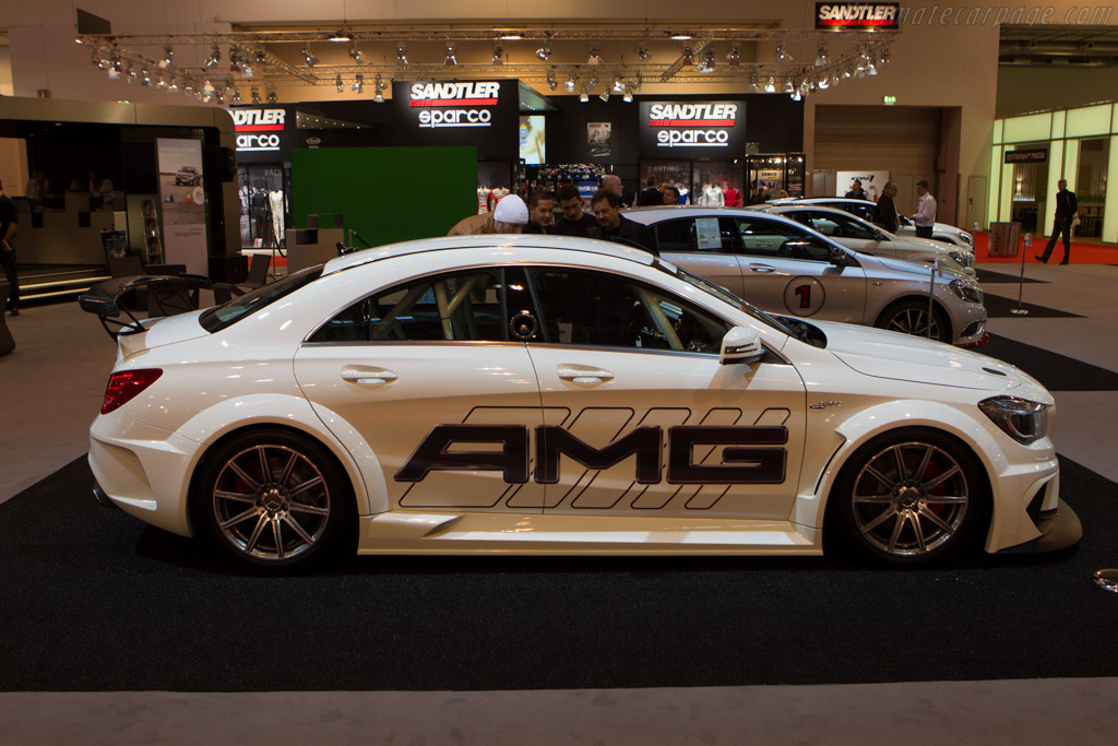 Mercedes-Benz CLA 45 AMG Racing Series    - 2013 Essen Motor Show