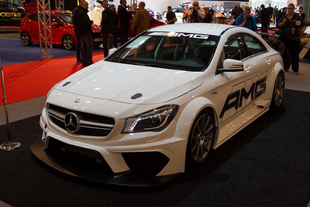 Mercedes-Benz CLA 45 AMG Racing Series    - 2013 Essen Motor Show