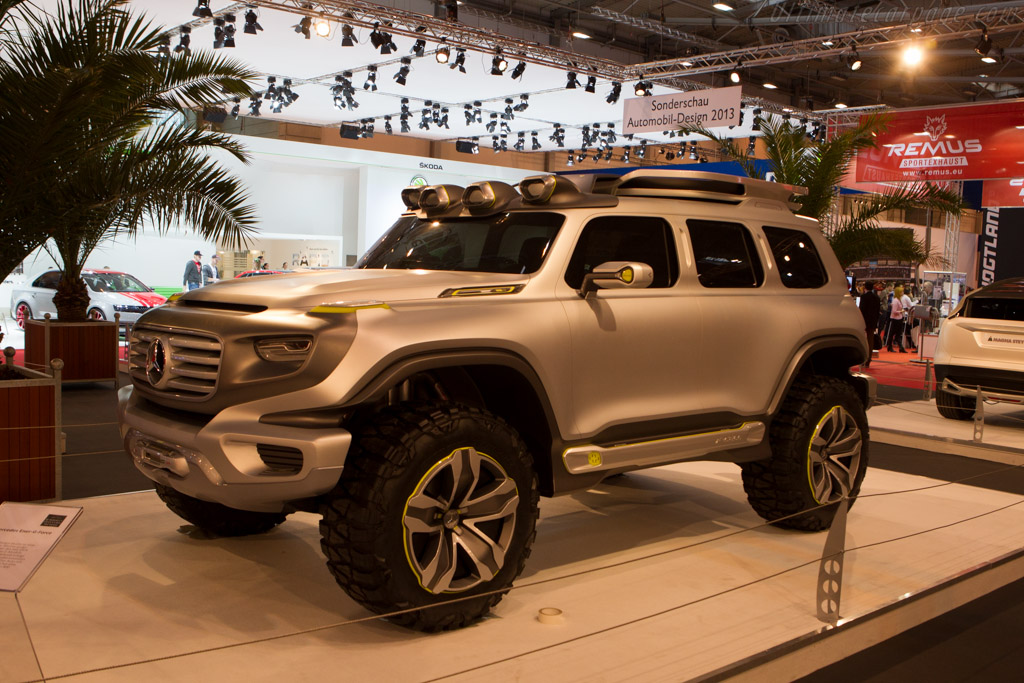 Mercedes-Benz Ener-G-Force    - 2013 Essen Motor Show