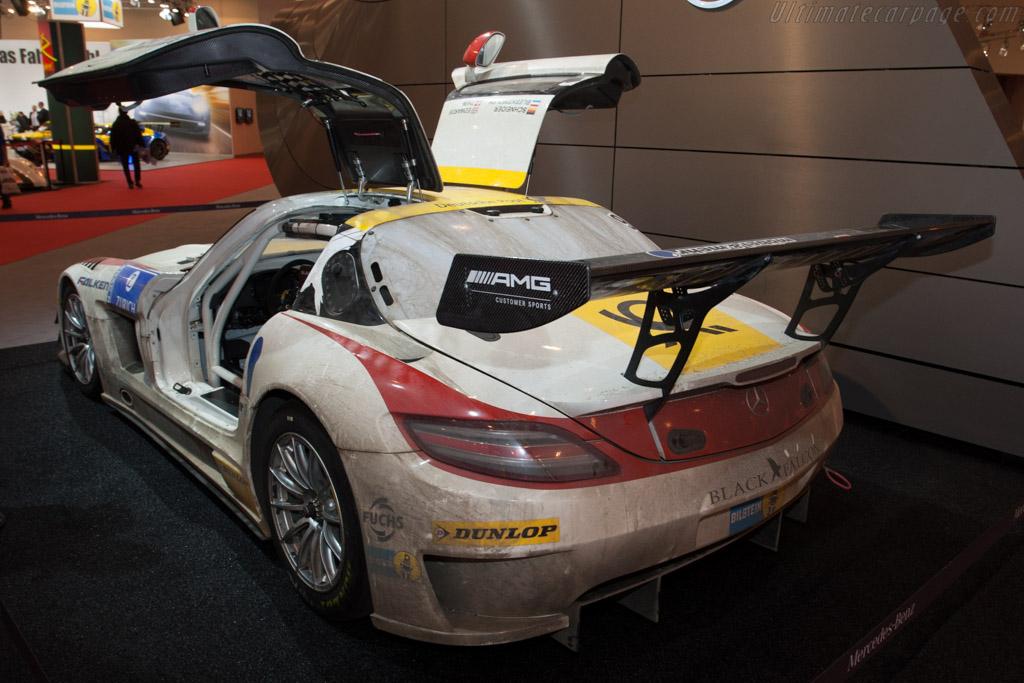 Mercedes Benz Sls Amg Gt3 Chassis 101 2013 Essen
