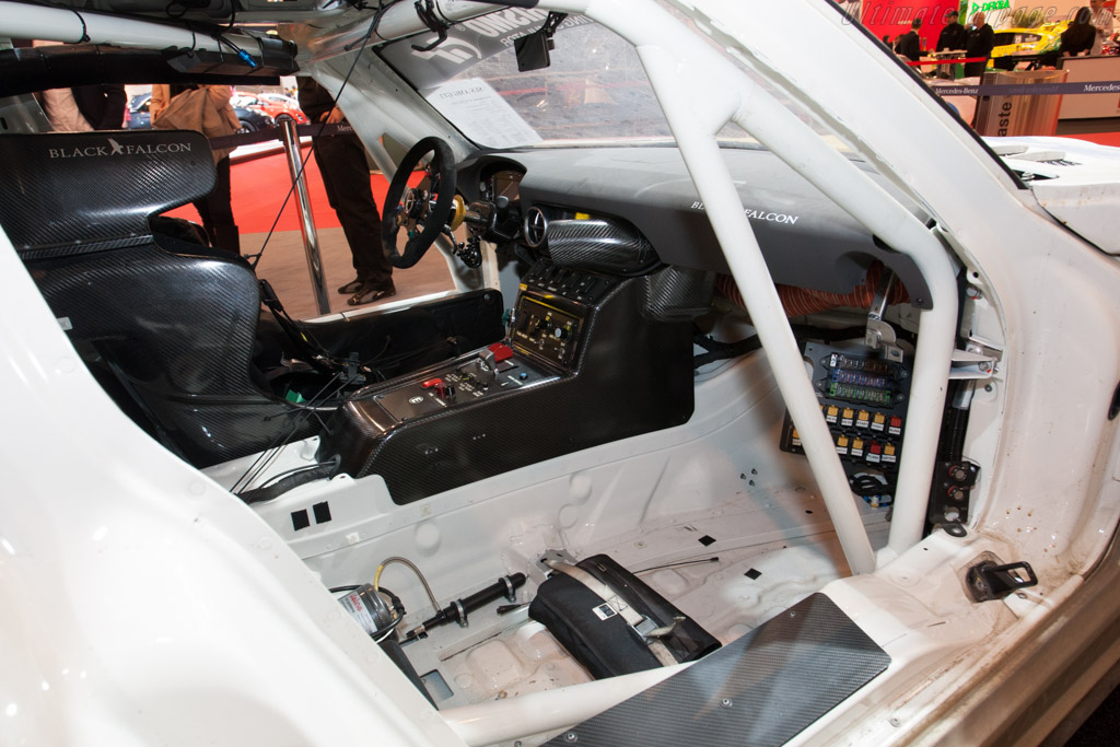 Mercedes-Benz SLS AMG GT3 - Chassis: 101   - 2013 Essen Motor Show