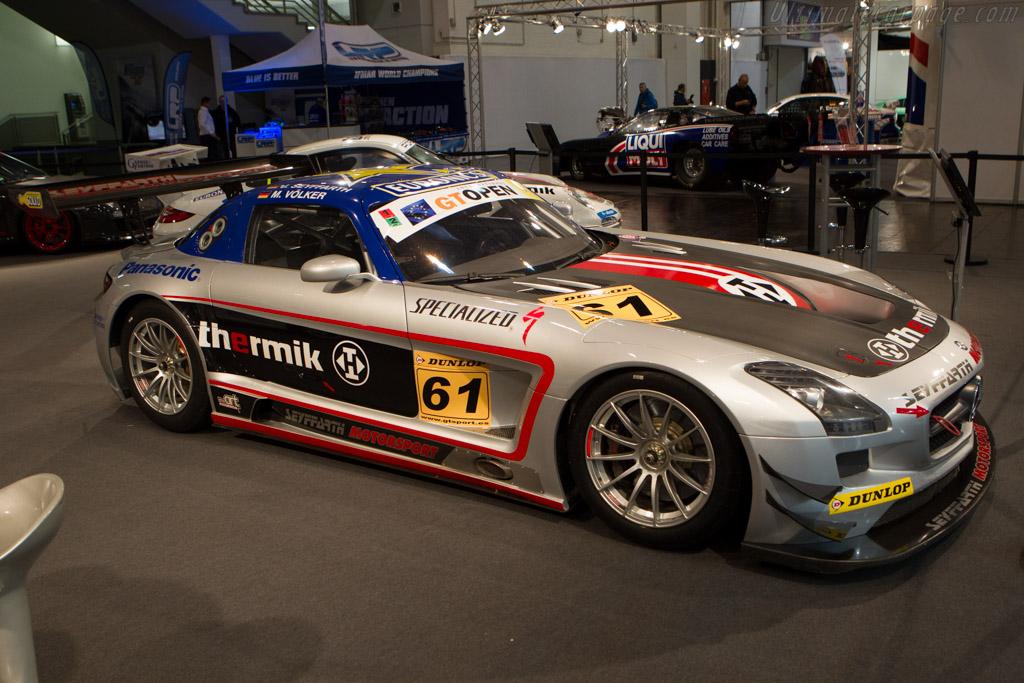 Mercedes-Benz SLS AMG GT3    - 2013 Essen Motor Show