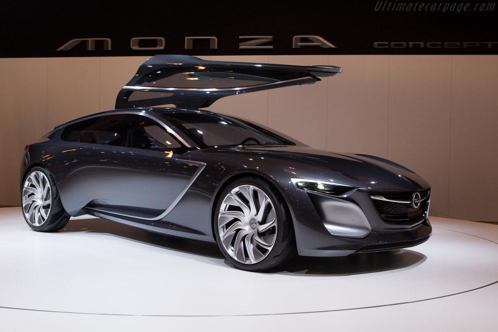 Opel Monza Concept   - 2013 Essen Motor Show
