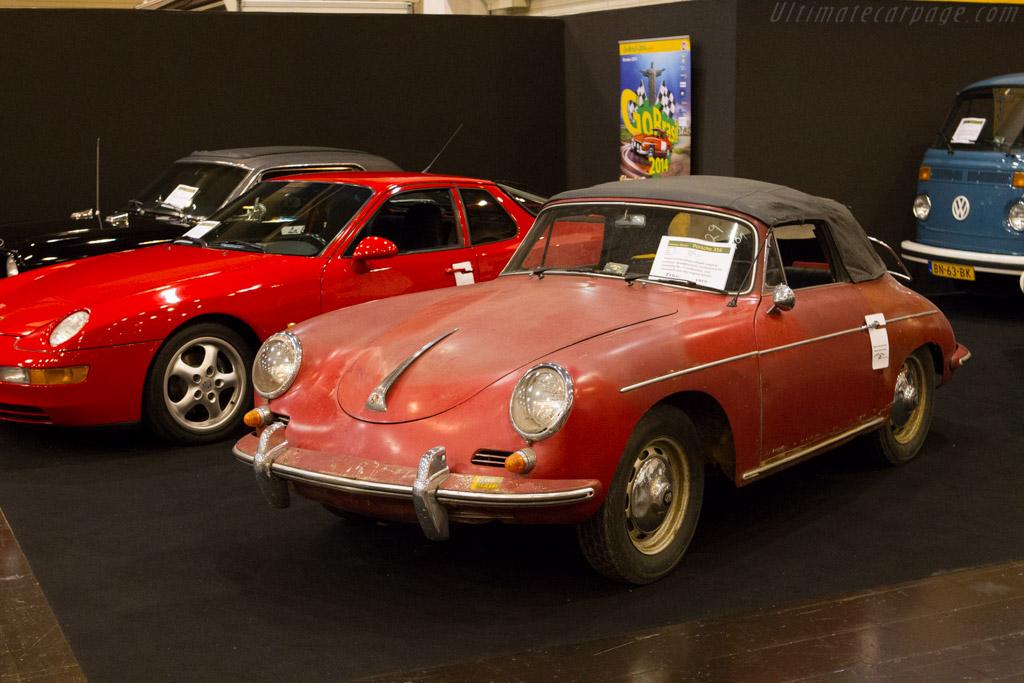 Porsche 356 Cabriolet   - 2013 Essen Motor Show