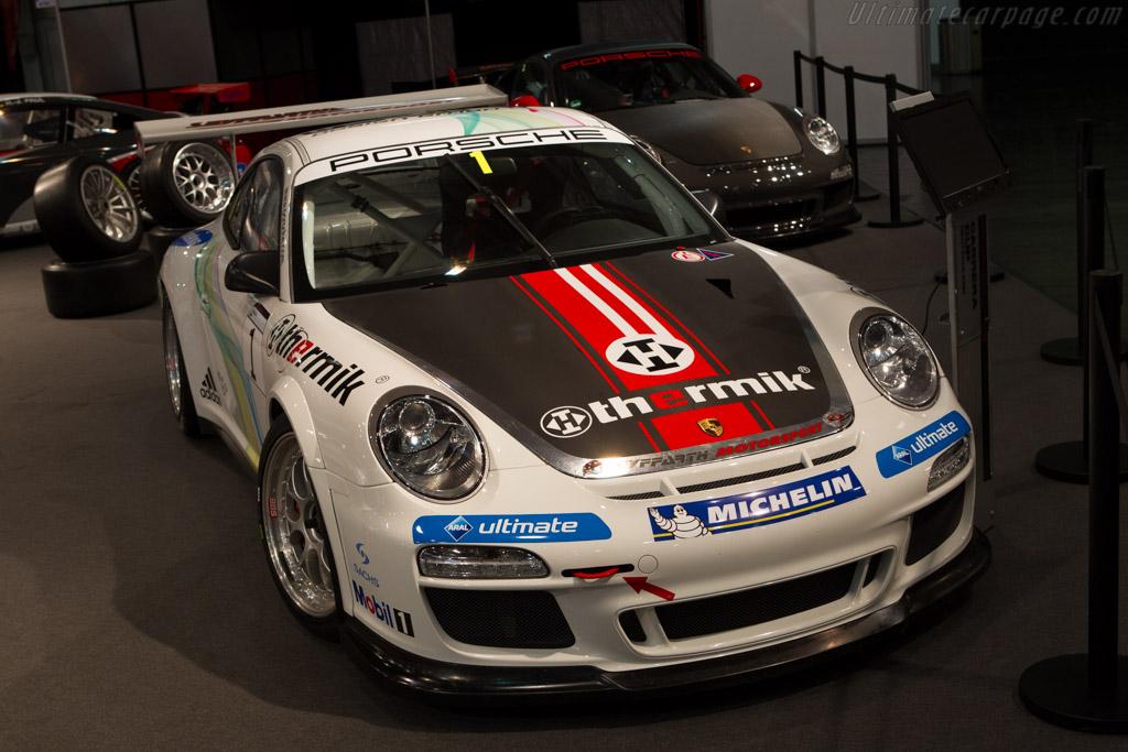 Porsche 911 GT3 Cup    - 2013 Essen Motor Show