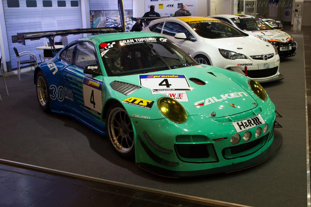 Porsche 911 GT3 R    - 2013 Essen Motor Show