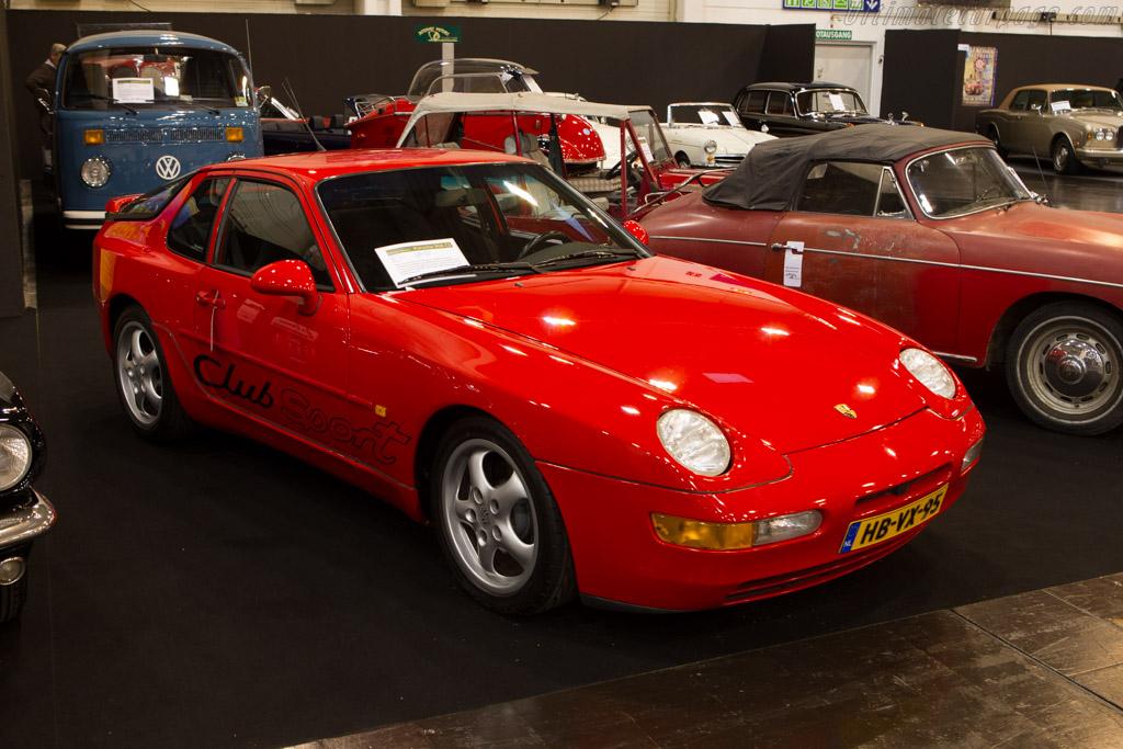 Porsche 968 Club Sport    - 2013 Essen Motor Show