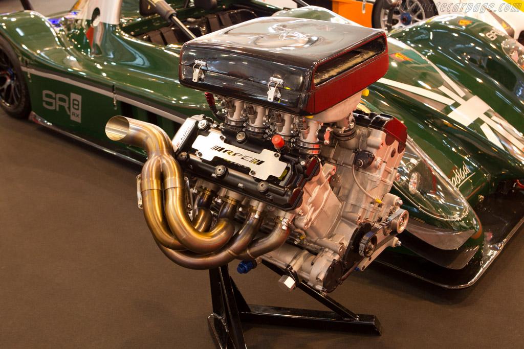 RPE V8    - 2013 Essen Motor Show