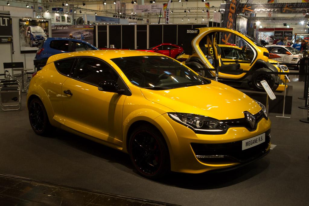 Renault Megane RS    - 2013 Essen Motor Show