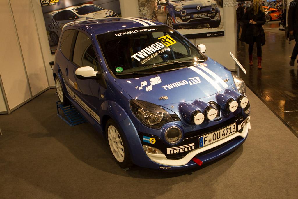 Renault Twingo R1    - 2013 Essen Motor Show