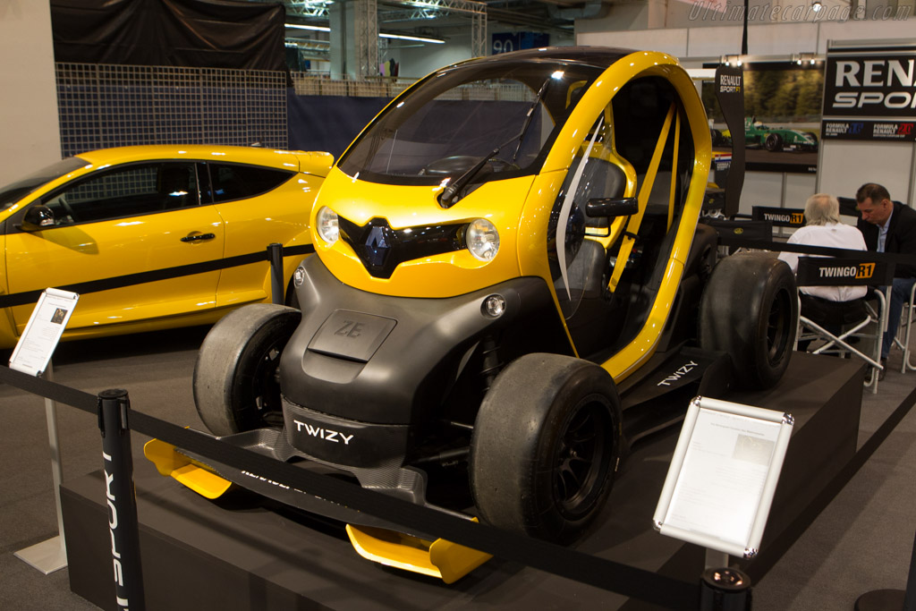 Renault Twizy RS    - 2013 Essen Motor Show