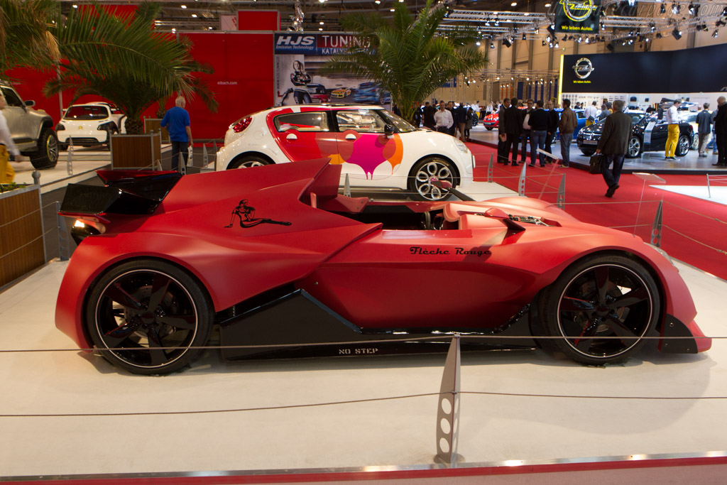 Sbarro Fleche Rouge    - 2013 Essen Motor Show