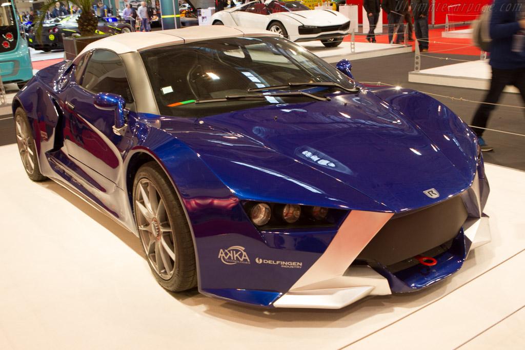 Sbarro React'E.V.    - 2013 Essen Motor Show