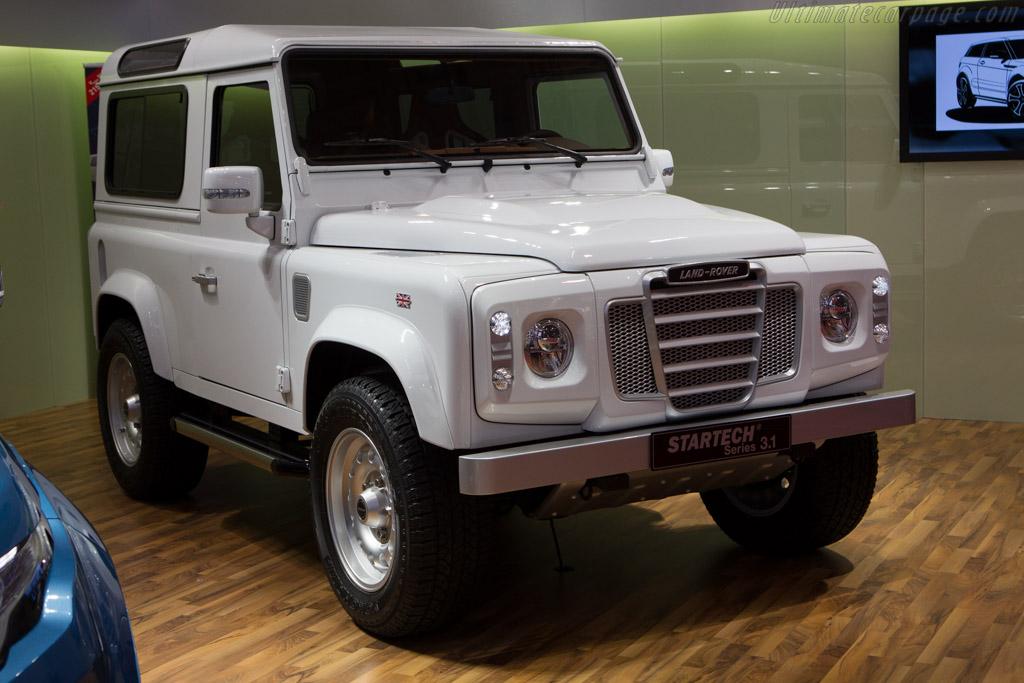 Startech Land Rover    - 2013 Essen Motor Show