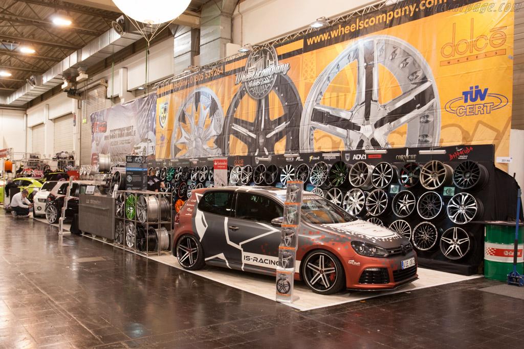 Volkswagen Golf    - 2013 Essen Motor Show