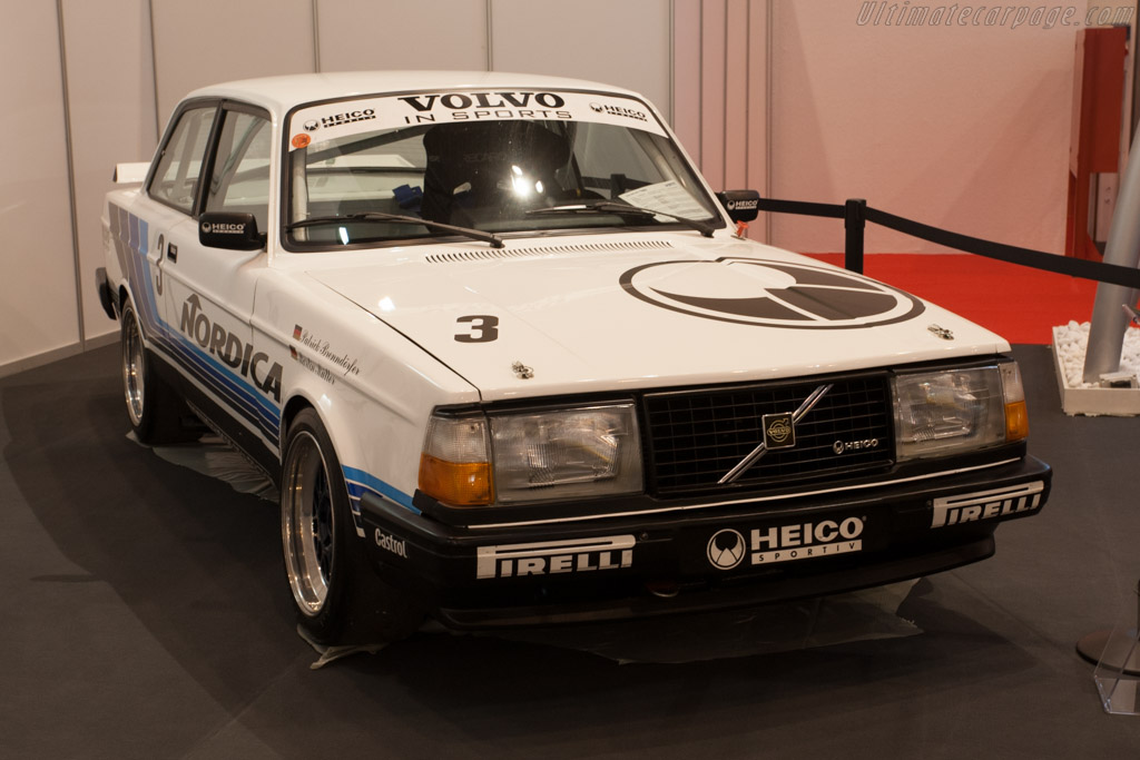Volvo 240 Turbo DTM    - 2013 Essen Motor Show