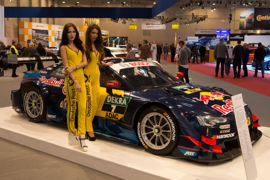 Audi RS 5 DTM    - 2014 Essen Motor Show