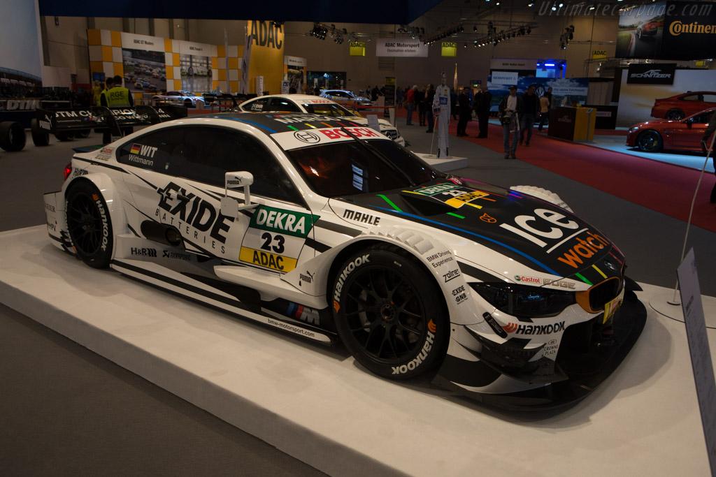 BMW M4 DTM    - 2014 Essen Motor Show
