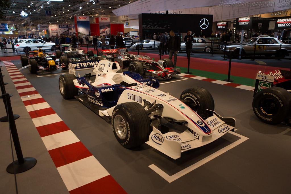 BMW Sauber F1.07 - Chassis: F1.07A-01   - 2014 Essen Motor Show