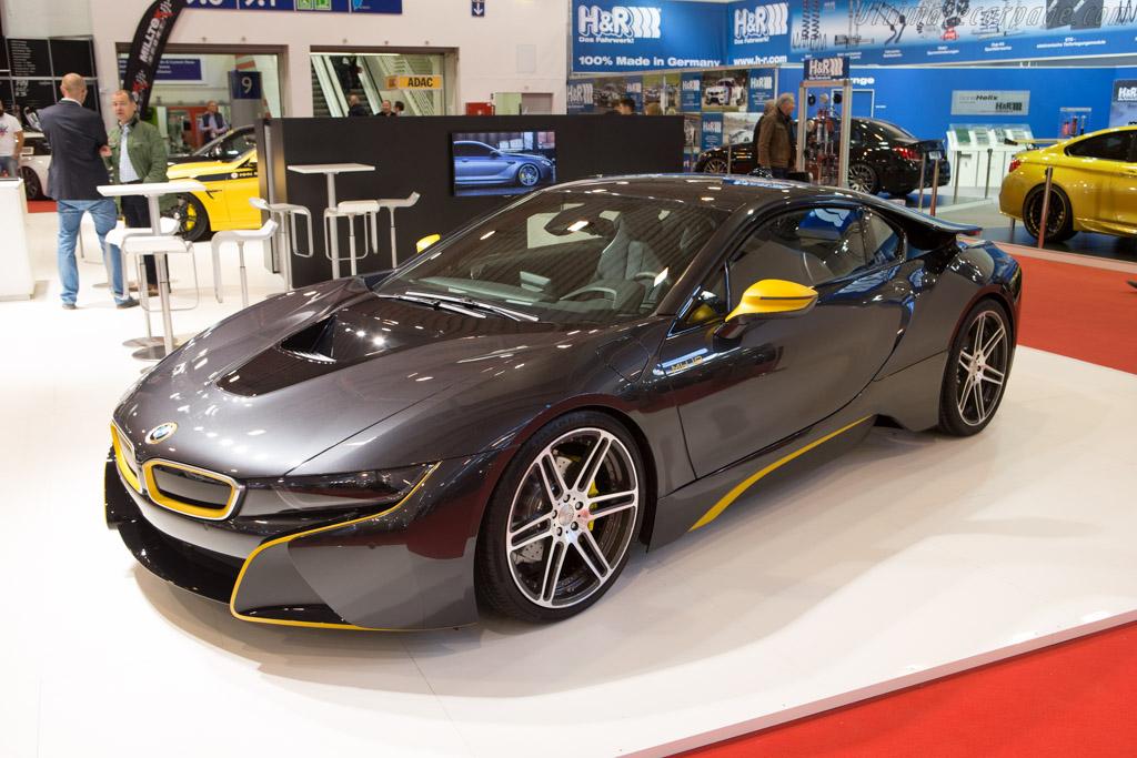BMW i8    - 2014 Essen Motor Show