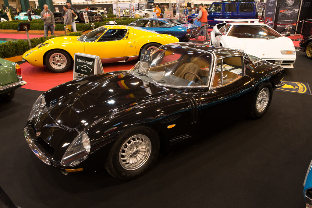 Bizzarrini 1900 GT Europa - Chassis: 0150.508   - 2014 Essen Motor Show