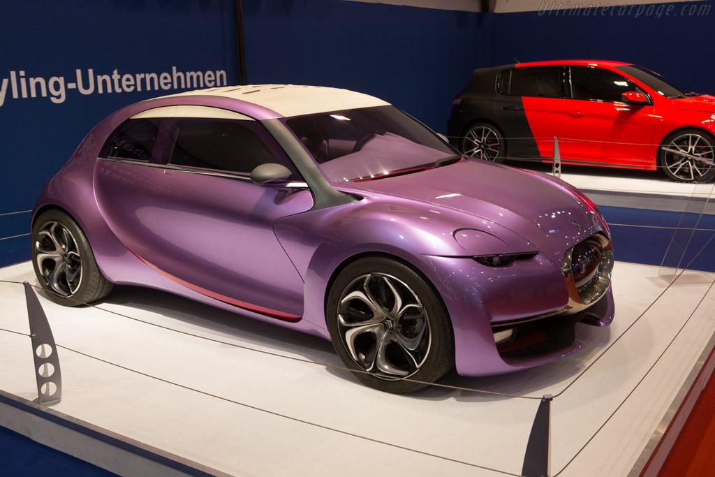 Citroën REVOLTe    - 2014 Essen Motor Show