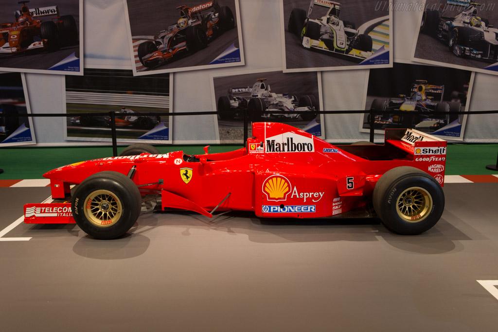 Ferrari F310b Chassis 172 2014 Essen Motor Show