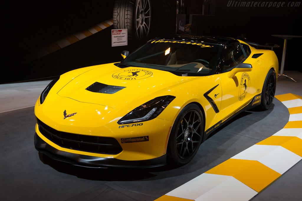 Hennessey Corvette HPE700    - 2014 Essen Motor Show