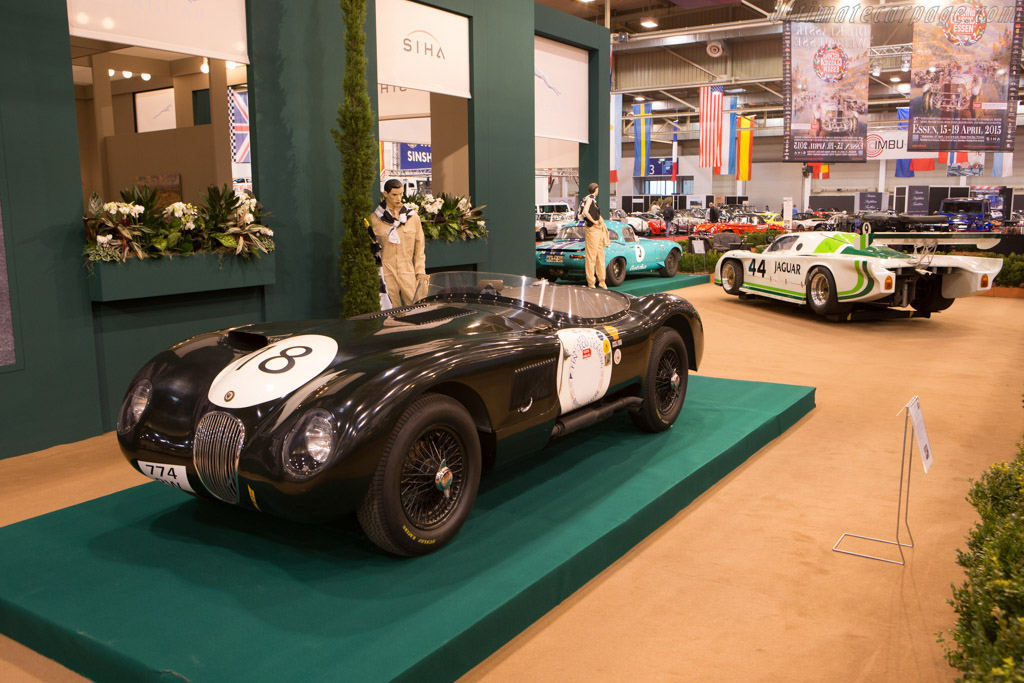 Jaguar C-Type    - 2014 Essen Motor Show