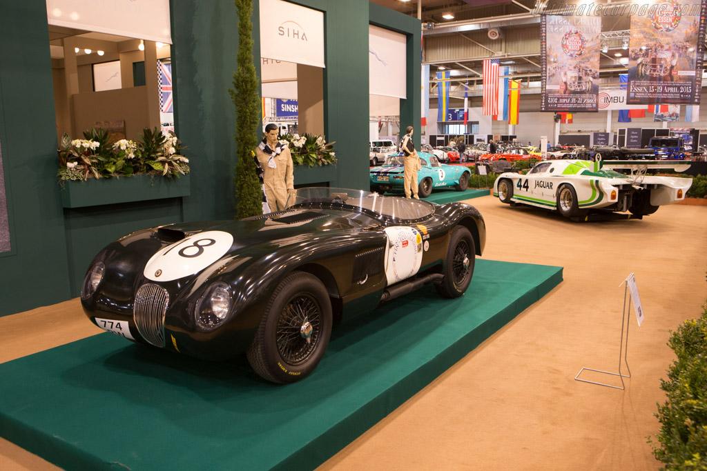 Jaguar C-Type    - 2014 Essen Motor Show