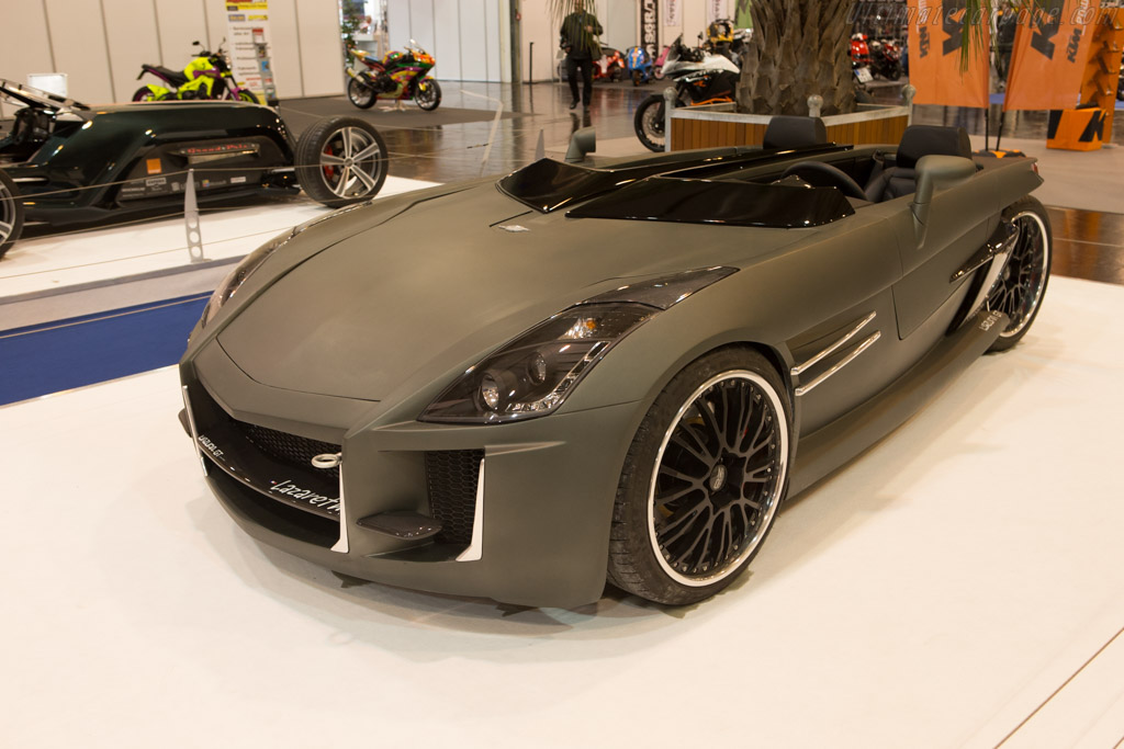Lazzareth Wazuma GT    - 2014 Essen Motor Show