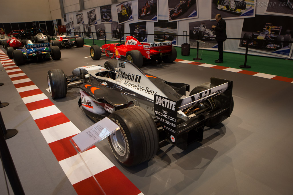McLaren MP4-13 Mercedes    - 2014 Essen Motor Show