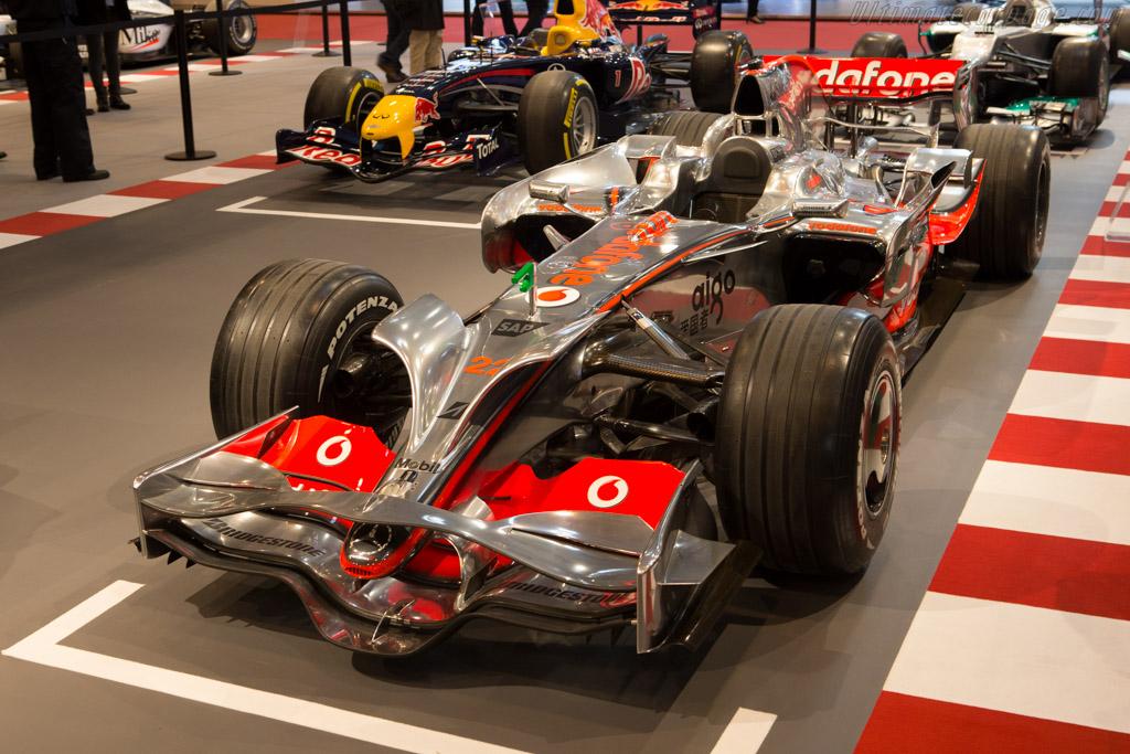 McLaren MP4-23 Mercedes - Chassis: MP4-23A-07   - 2014 Essen Motor Show