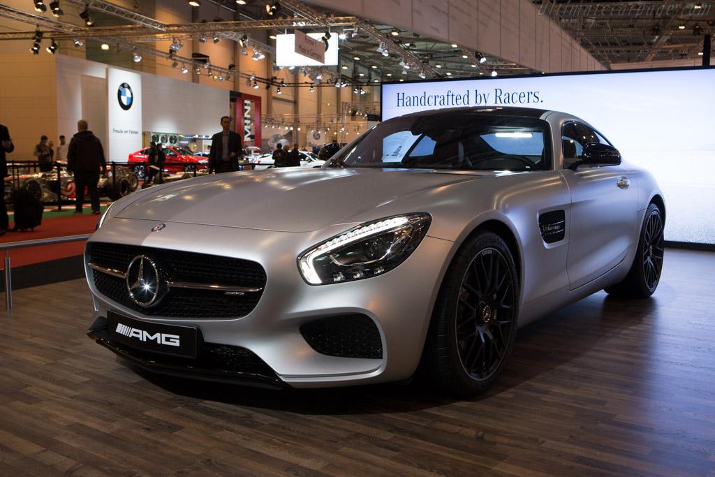 Mercedes-AMG GT    - 2014 Essen Motor Show