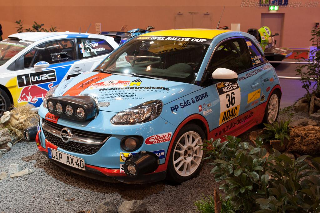 Opel Adam Cup    - 2014 Essen Motor Show