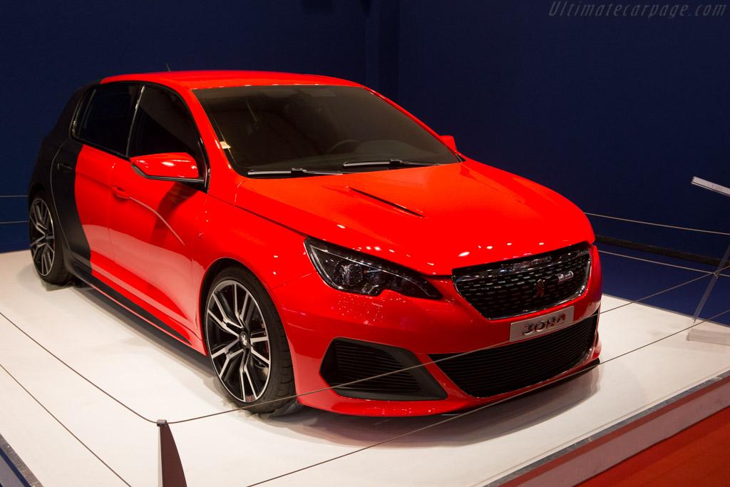 Peugeot 308 R    - 2014 Essen Motor Show