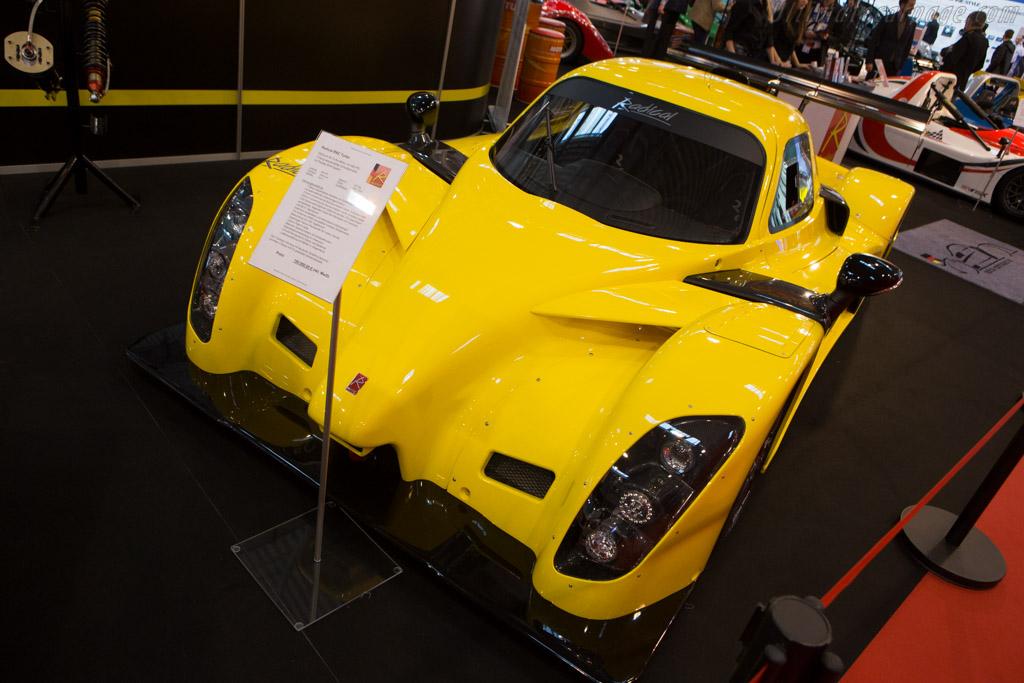 Radical RXC Turbo    - 2014 Essen Motor Show