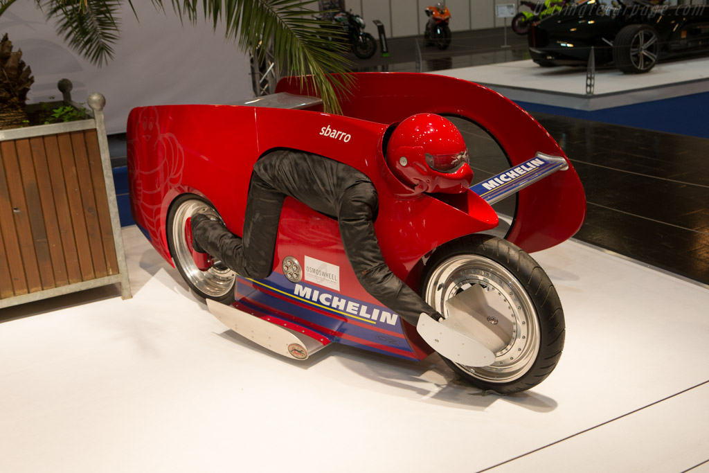 Sbarro Aero    - 2014 Essen Motor Show