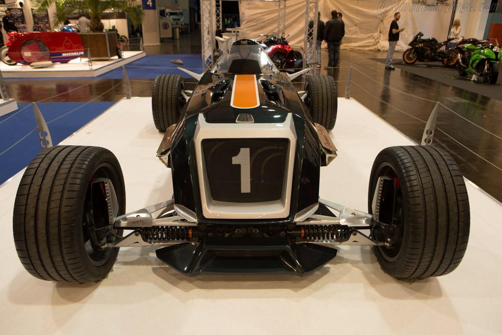Sbarro Espera Grand Prix    - 2014 Essen Motor Show