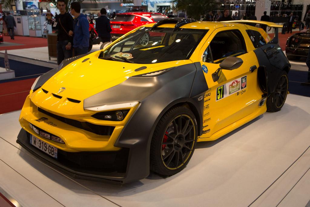 Essen Motor Show 2017 >> Sbarro Espera Ibride Sparta - 2014 Essen Motor Show