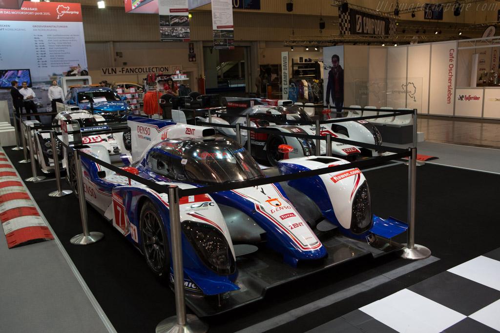 Toyota TS030 Hybrid    - 2014 Essen Motor Show