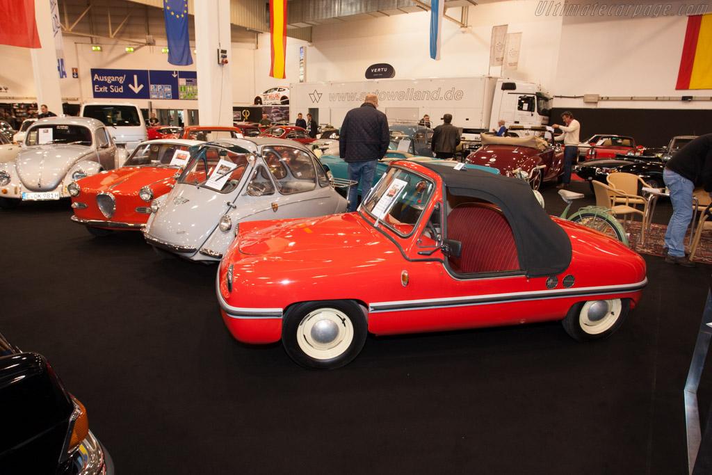 Victoria Spatz 250    - 2014 Essen Motor Show