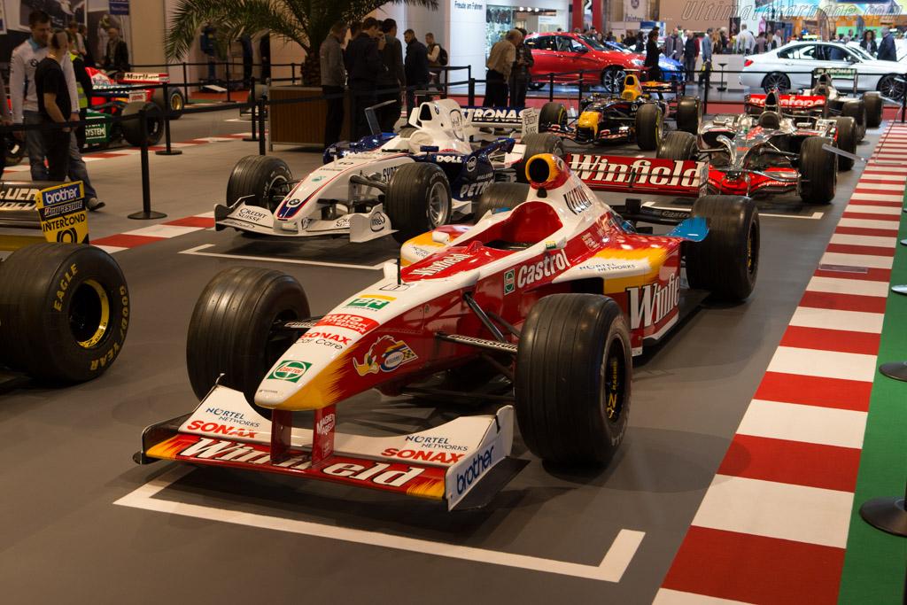 Williams FW21 Supertech    - 2014 Essen Motor Show