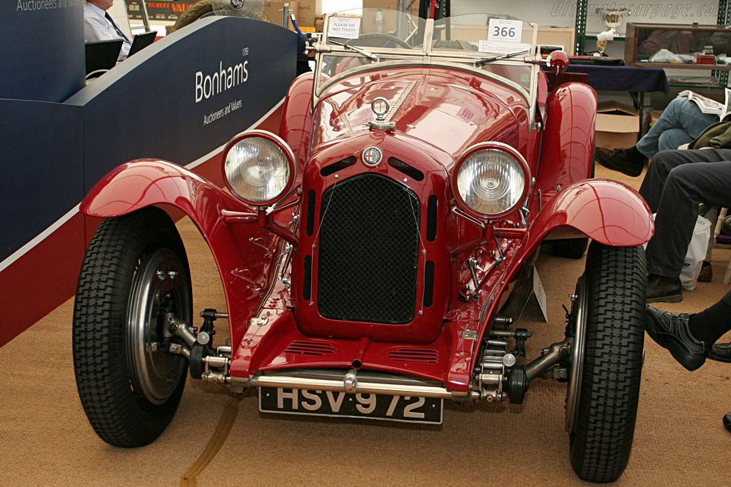 Alfa Romeo 8C 2300 Monza - Chassis: 2211051   - 2007 Goodwood Festival of Speed