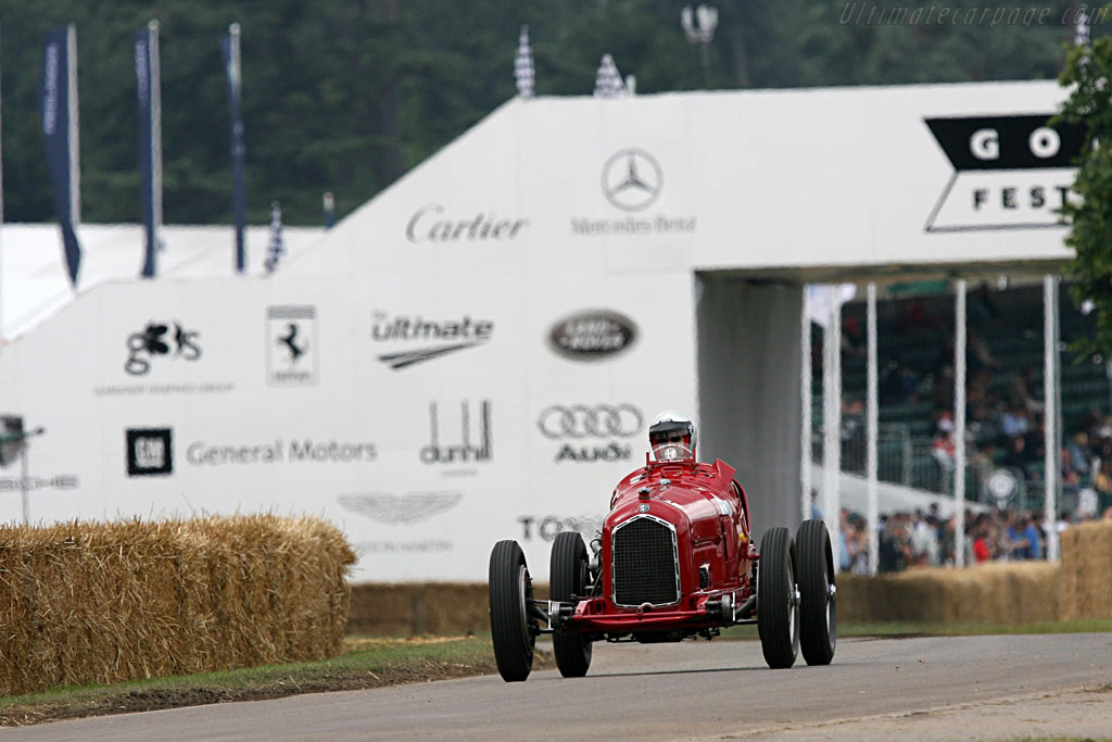 Alfa Romeo Tipo B 'Monoposto' - Chassis: 5005   - 2007 Goodwood Festival of Speed