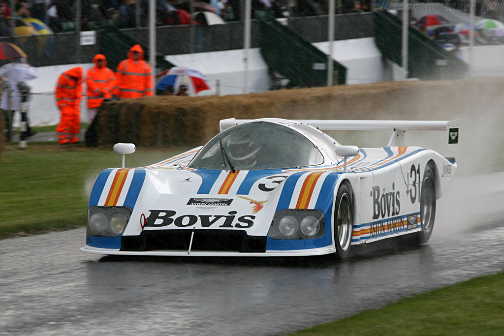 Aston Martin Nimrod    - 2007 Goodwood Festival of Speed