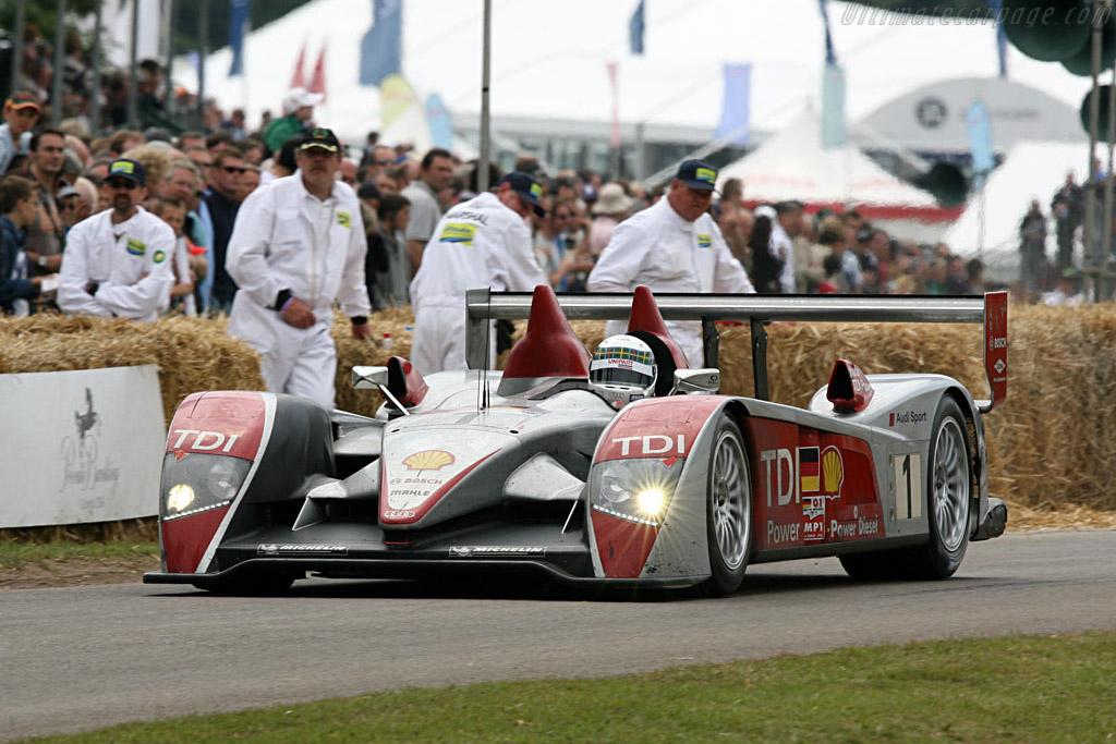 Audi R10    - 2007 Goodwood Festival of Speed