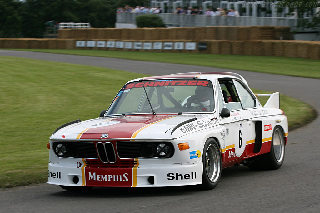 BMW 3.0 CSL    - 2007 Goodwood Festival of Speed
