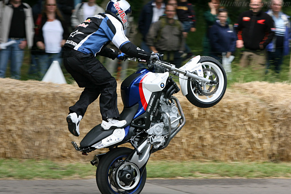 BMW F800 S    - 2007 Goodwood Festival of Speed