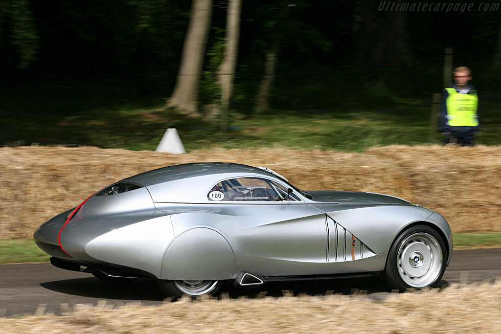 BMW Mille Miglia Coupe Concept    - 2007 Goodwood Festival of Speed
